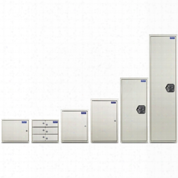 Tufloc Modubox Lockers, 6 X 15 X 18 In. - Male - Excluded