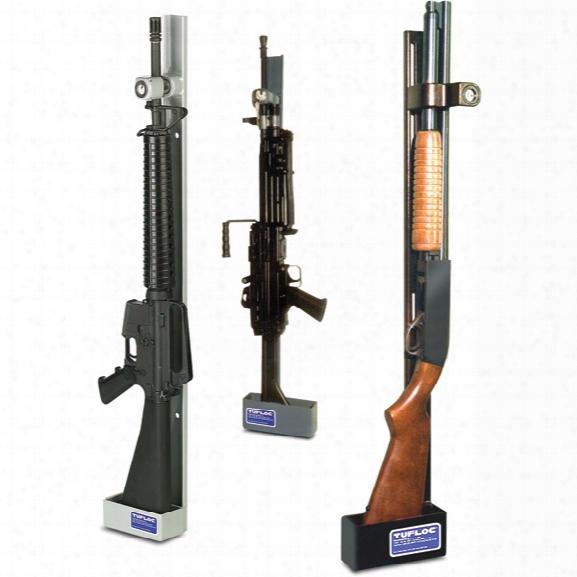 Tufloc Single Gun Storage For M16 & Ar15 - Unisex - Excluded