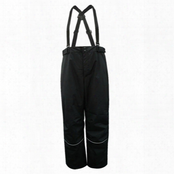 Viking Tempest High Waist Pants, Black, 2x-large - Black - Male - Included