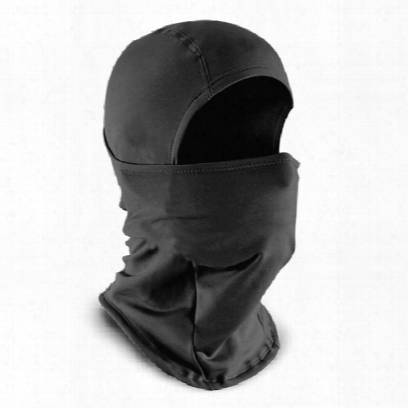 Xgo Performance 2-piece Balaclava, Black, One Size - Black - Male - Included