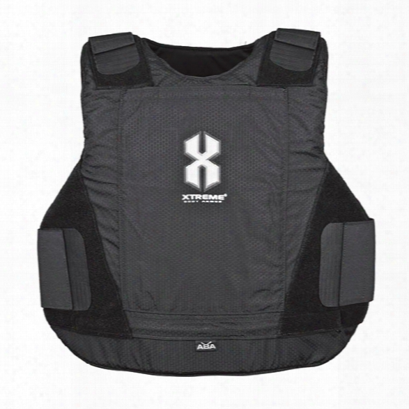 American Body Armor Xtreme Carrier (spec Color & Panel Size) - Silver - Male - Included