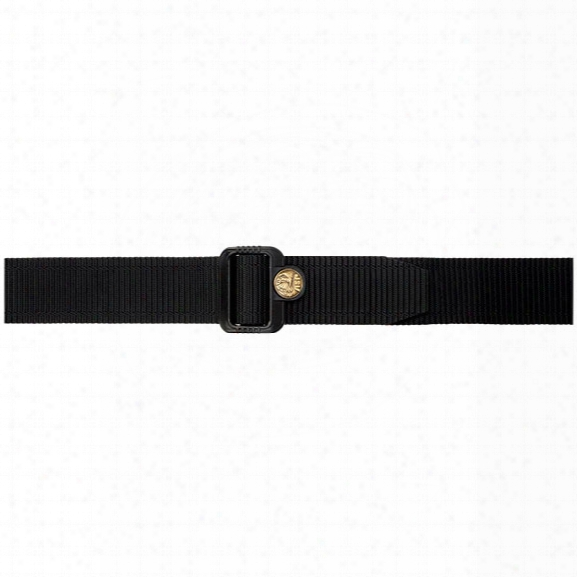 Asp 1.5in Asp Eagle Logo Belt, Small - Black - Male - Included