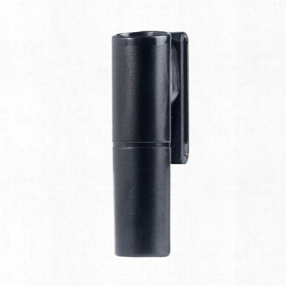 Asp Federal Rotating Scabbard, Black, Fits 16in Baton - Black - Male - Included