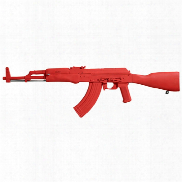 Asp Red Gun, Ak47 - Red - Male - Included