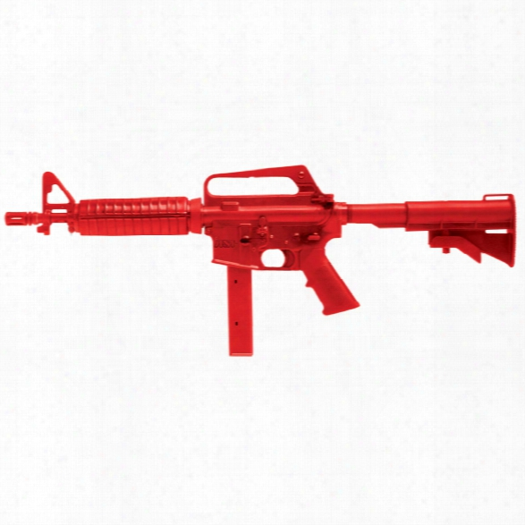 Asp Red Gun, Government Smg - Red - Male - Included
