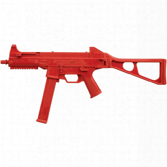 Asp Red Gun, H&k Ump - Red - Male - Included