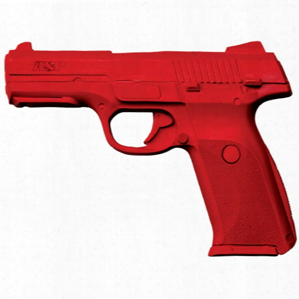 Asp Red Gun, Ruger Sr9 - Red - Male - Included