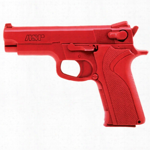 Asp Red Gun, S&w .40 - Red - Male - Included