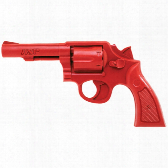 Asp Red Gun, S&w K Frame - Red - Male - Included