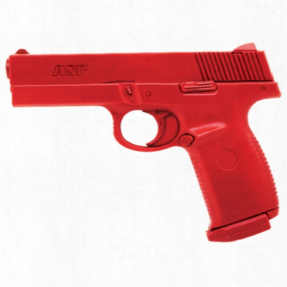 Asp Red Gun, S&w Sigma - Red - Male - Included