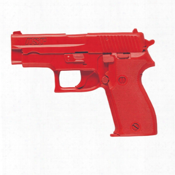 Asp Red Gun, Sig P225 - Red - Male - Included