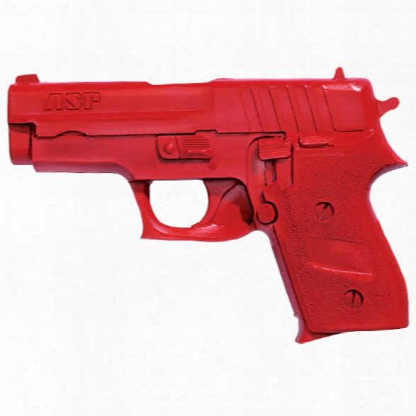 Asp Red Gun, Sig P245 - Red - Male - Included