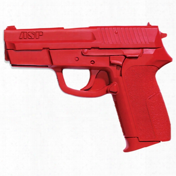 Asp Red Gun, Sig Pro - Red - Male - Included