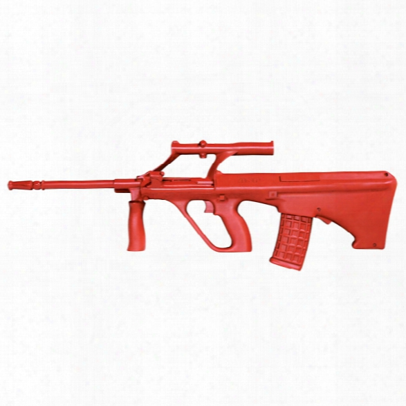 Asp Red Gun, Steyr Aug - Red - Male - Included