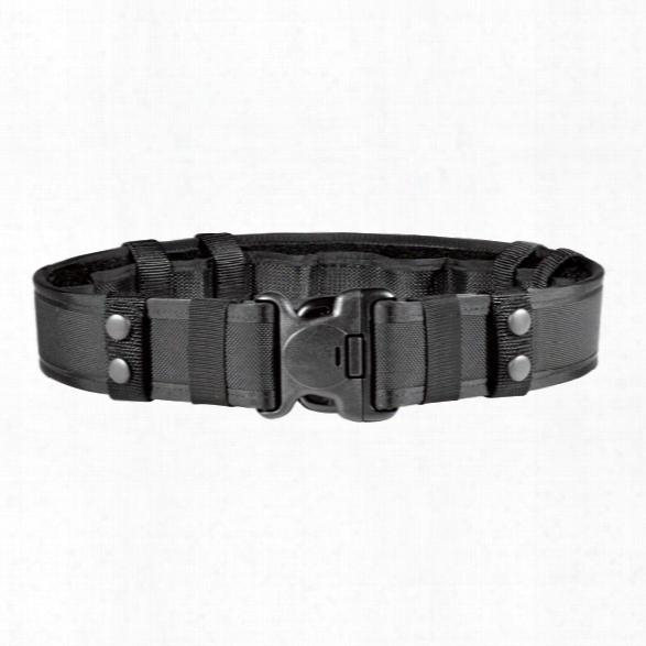 Bianchi 7235 Belt System, Nylon, Black, 24-26 - Black - Unisex - Included