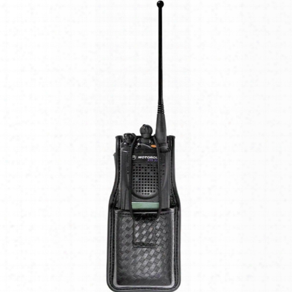 Bianchi 7914s Universal Radio Holder W/swivel, Plain Black - Black - Male - Included