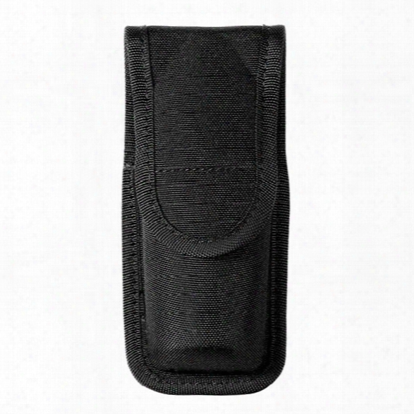 Bianchi 8007 Mace/oc Spray Holder, Nylon W/hidden Snap, Mk3 - Unisex - Included