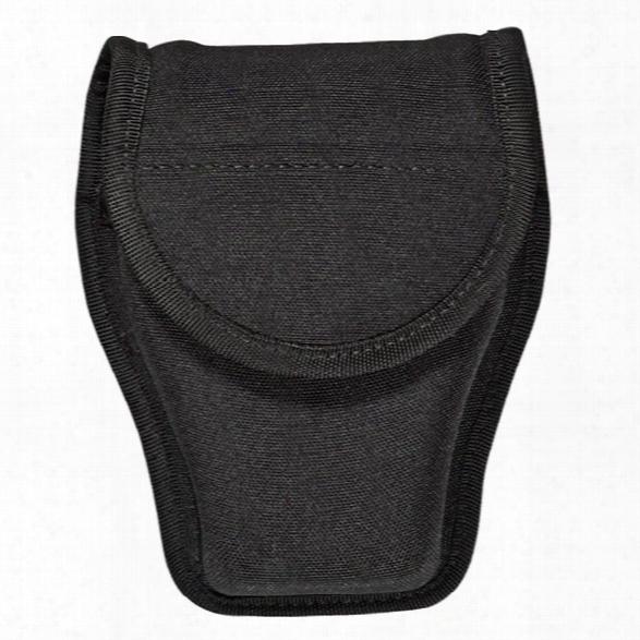 Bianchi 8017 Double Cuff Case, Hidden Snap, Standard Cuffs, Hiatt 2010, 2050, Peerless 801n - Tan - Unisex - Included