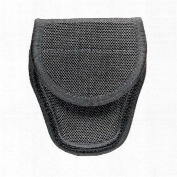 Bianchi Accumold Hiatt's Ul-1 Cuff Case, Nylon, Black, W/hook & Loop - Black - Unisex - Included