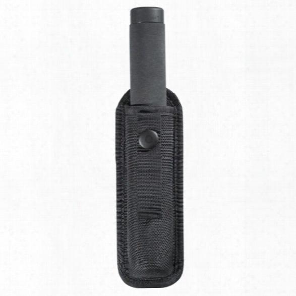 "Bianchi Iwb Nylon Baton Holder, Open Top, Model 7333, Black For Monadnock 16"" Autolock Exp Baton - Black - Unisex - Included"
