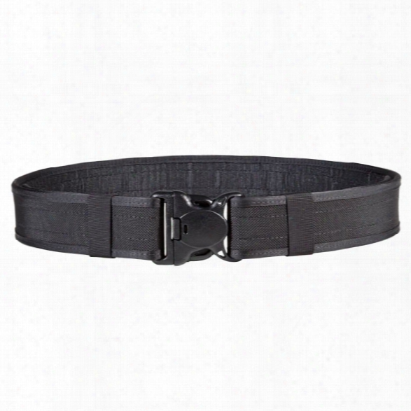 "Bianchi Model 7220 2"" Nylon Duty Belt, Black, X-small (20-26) - Black - Unisex - Included"