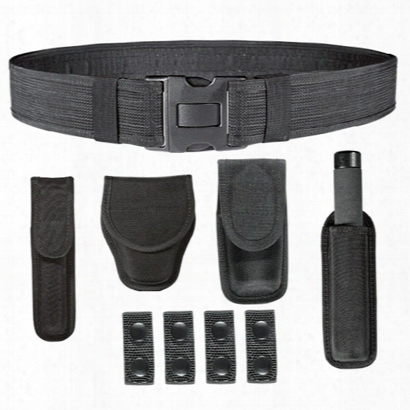 "Bianchi Patroltek Complete Duty Rig Kit, Md, 34""-40"" - Unisex - Included"