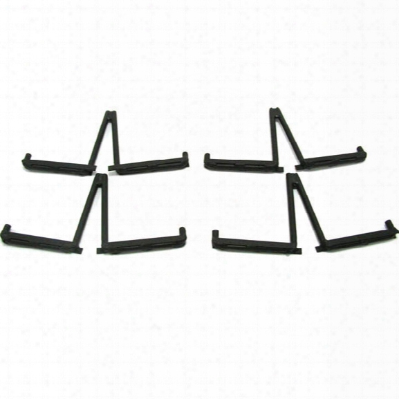 Blackhawk (4) Tactical Fence Climbers - Black - Male - Included
