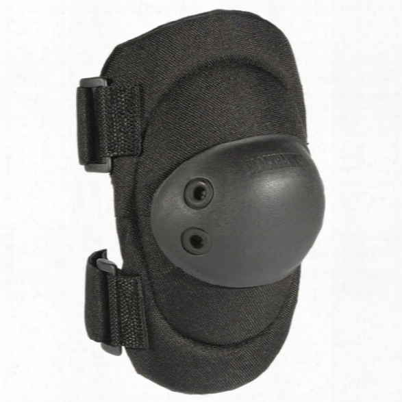 Blackhawk Advanced Tactical Elbow Pads V2, Black - Black - Unisex - Included