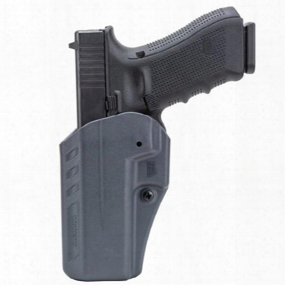 Blackhawk A.r.c. Iwb Holster, Urban Gray, Fits Glock 17/22/31 - Red - Male - Included