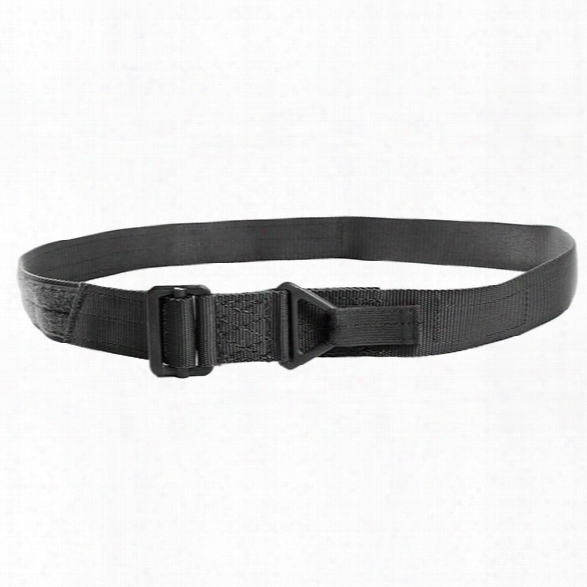"Blackhawk Cqb/rigger's Belt, Black, Small (up To 34"") - Black - Male - Included"