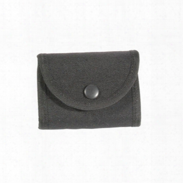 Blackhawk Double Glove Pouch, Cordura Nylon - Black - Unisex - Included
