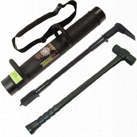 Blackhawk Entry Tool Kit #1 W/ Monoshock Ram, Thundersledge, The Breecher - Black - Unisex - Included