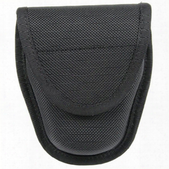 Blackhawk Handcuff Case, Molded Cordura, Single - Black - Unisex - Included