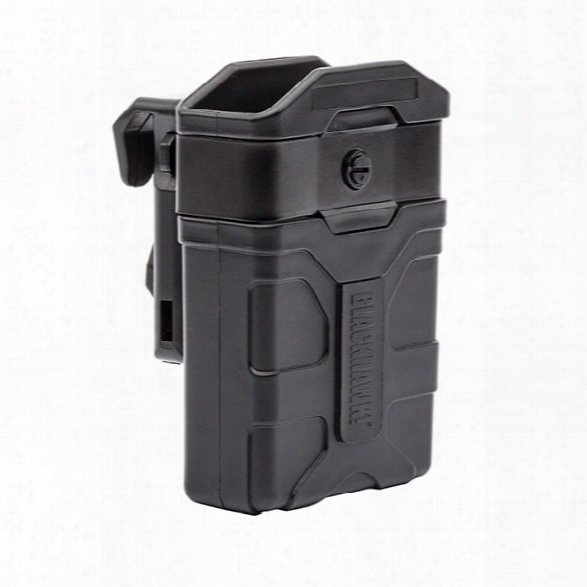Blackhawk Quickmod Magazine Case, Fits Pistol Mag - Black - Male - Included