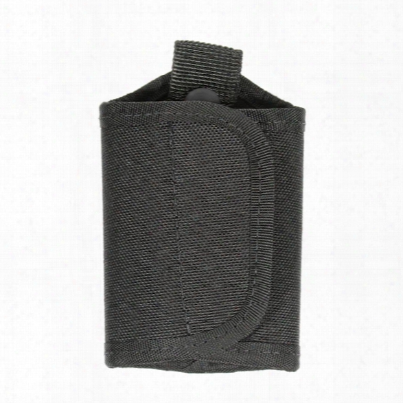 Blackhawk Silent Key Holder, Cordura Nylon - Black - Unisex - Included