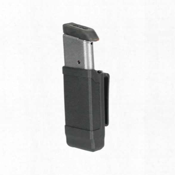 Blackhawk Single Row Mag Case, Matte Finish, Black - Black - Unisex - Included
