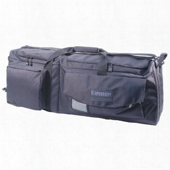 Blackhawk Tactical Crowd Control Bag - Black - Male - Included