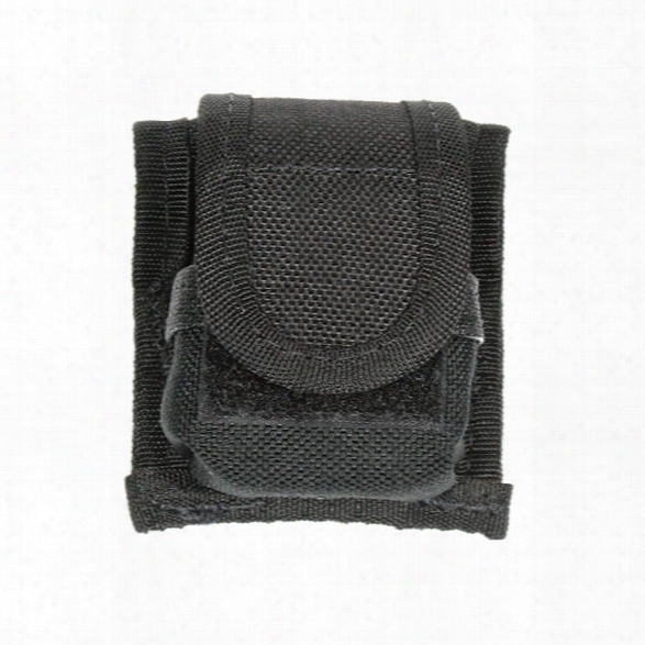 Blackhawk Taser Cartridge Pouch, Cordura Nylon - Black - Unisex - Included