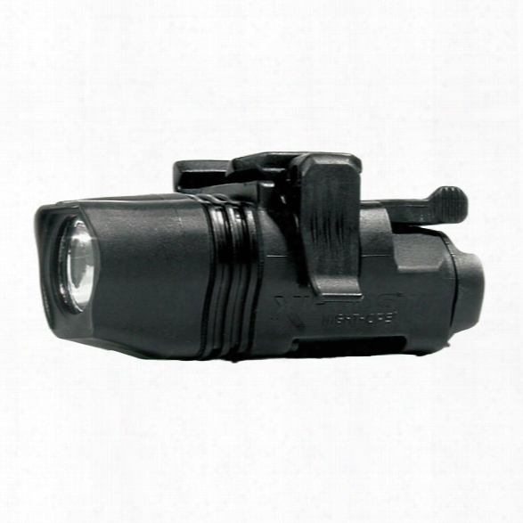 Blackhawk Xiphos Weapon Light, Led, Black, Rh - Black - Male - Included
