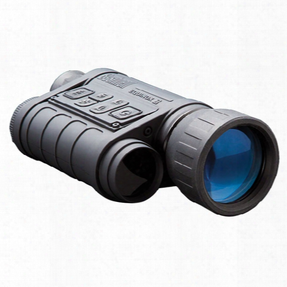 Bushnell Equinox Z 6x 50mm Digital Night Vision, Black - Black - Unisex - Included