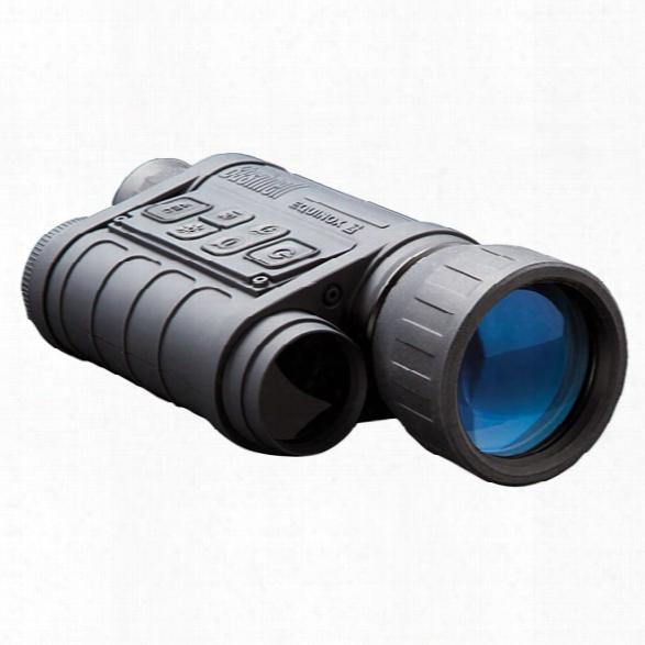 Bushnell Equinox Z 6x 50mm Digital Night Vision, Black - Black - Unisex - Included