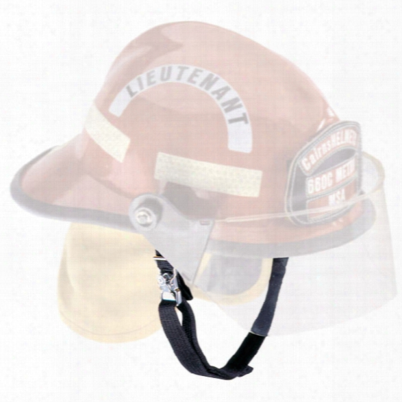 Cairns Chinstrap W/ Quick Release & Postman's Slide For Non-defender 1010/1044 - Male - Excluded