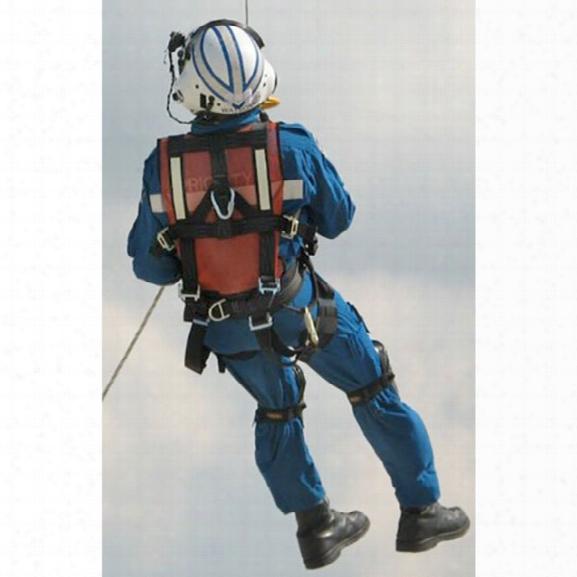 Cmc Rescue Helitack Harness, Small - Orange - Male - Included