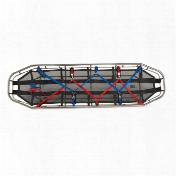 Cmc Rescue Patient Tie-in Transport System, One-piece Litter - Male - Included