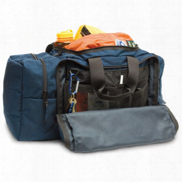 Cmc Rescue Quick Response Bag, Navy - Blue - Male - Included