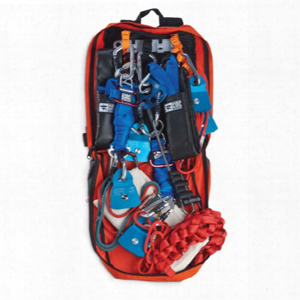 Cmc Rresccue Rope Rescue Ystem-pac Kit - Red - Unisex - Included