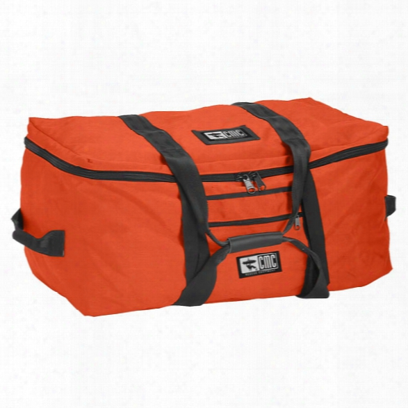 Cmc Rescue Shasta Gear Bag, Orange - Red - Unisex - Included