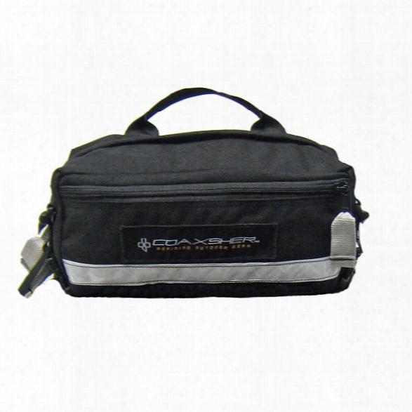 Coaxsher Emt Pack Case, Black - Black - Unisex - Included