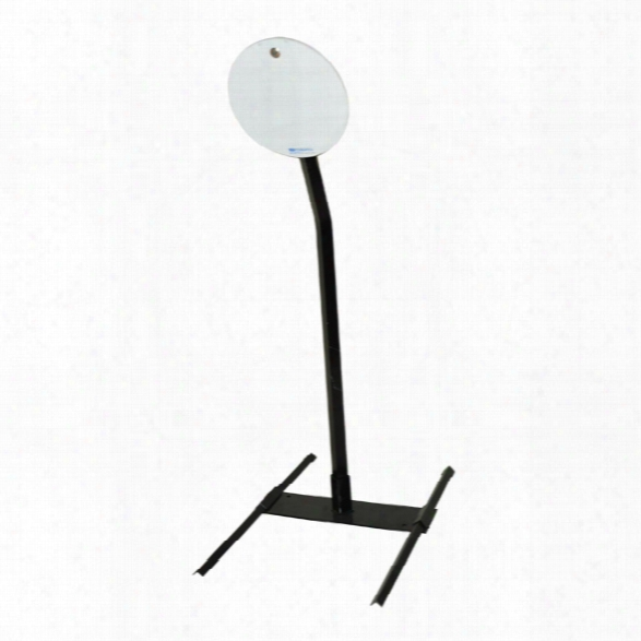 """Custom Metal Products Static Stand With Circle 12"""" - Tan - Unisex - Excluded"""