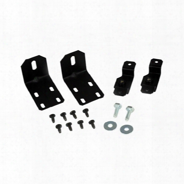 Federal Signal Mount Kit For 8head Cn Signalmaster, Ford Interceptor Utility 13-current - Unisex - Excluded